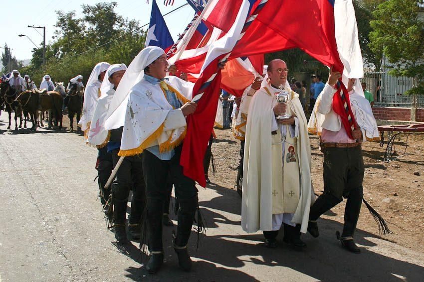Historia y Vestimenta de la Fiesta de Cuasimodo