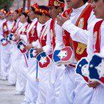 Fiesta de la Virgen de Las Peñas, Livilcar. Arica