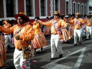 Carnaval en Arica /@Flickr / Zorka Ostojic Espinoza