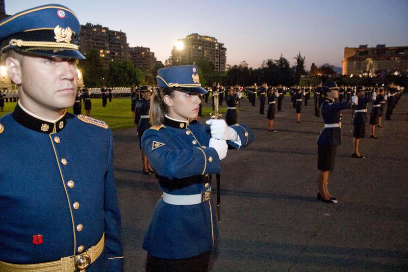 Escuela militar de Chile - un ejemplo a seguir.