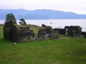 Ruinas del Fuerte de Mancera