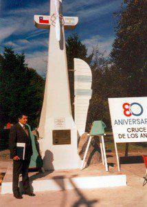 Monumento a Candelaria en Cunco