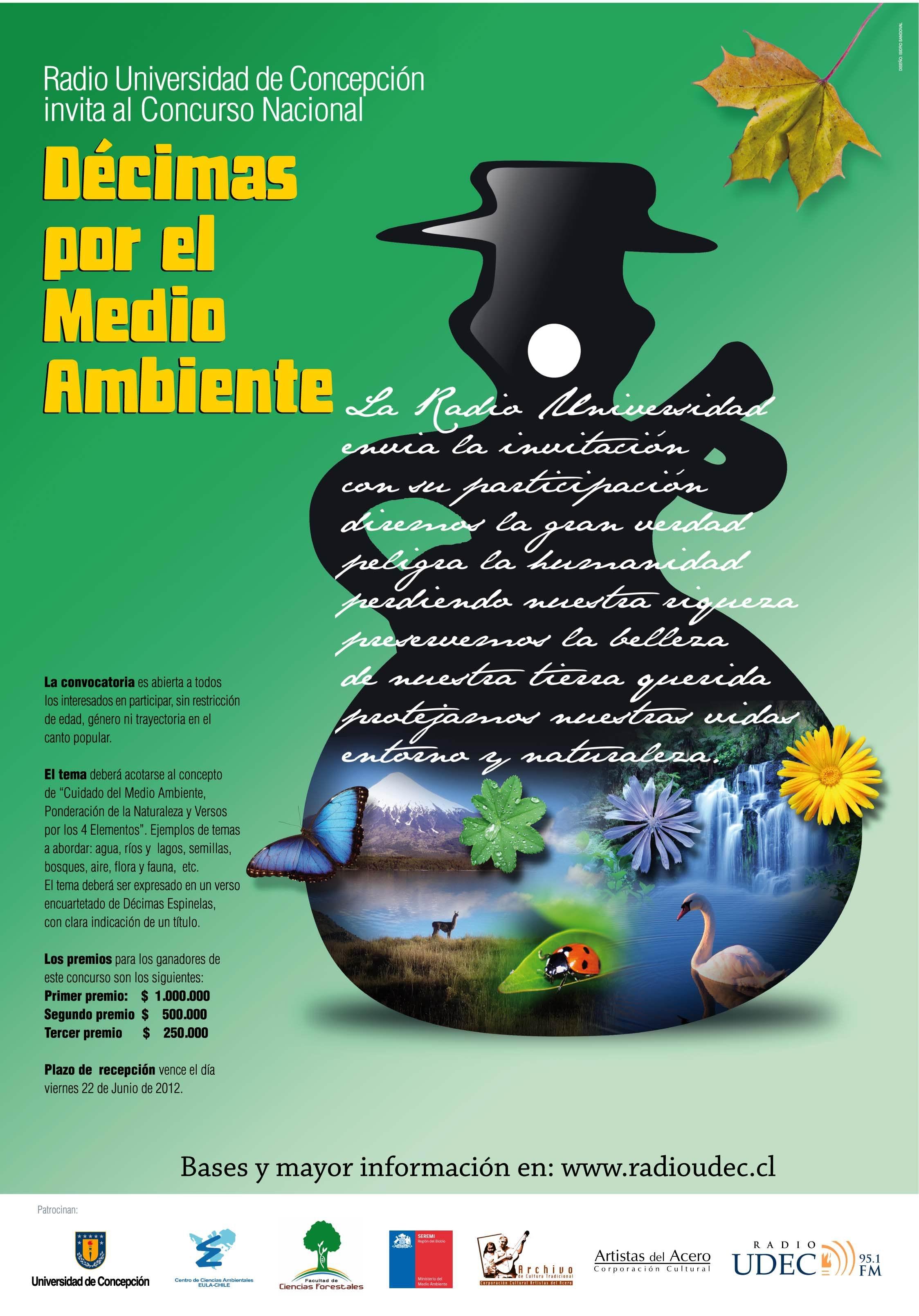 Afiches sobre el cuidado del medio ambiente - Imagui