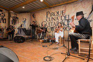 encuentro del guitarrón chileno 2013 foto de tito alarcon