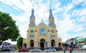 Iglesia San Francisco - Castro