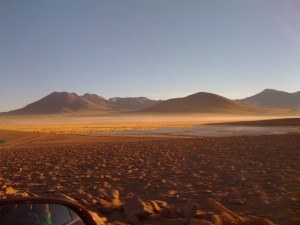 On The Road Again: Desierto de Atacama