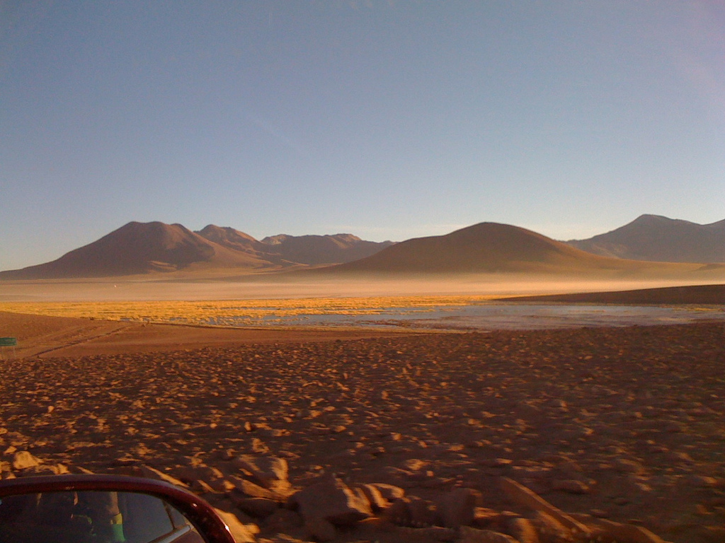 On The Road Again: Desierto de Atacama