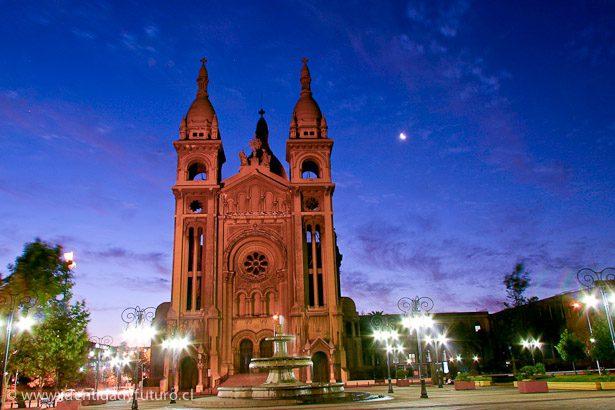 En la Basílica de los Sacramentinos de calle Prat se realizará el concierto del día 8 de enero