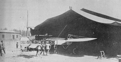 """Bleriot """"Chile"""". 1913"""