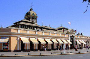 Mercado Central ©Flickr/Marcio Cabral de Moura