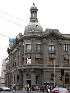 Ex Edificio de Correos de Antofagasta ©Flickr/desierto_atacama