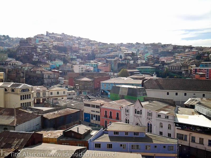 Desde Villagrán una preciosa vista de los Cerros San Francisco, Toro y Santo Domingo.