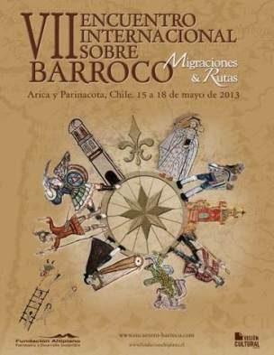 Encuentro Internacional sobre Barroco www.identidadyfuturo.cl