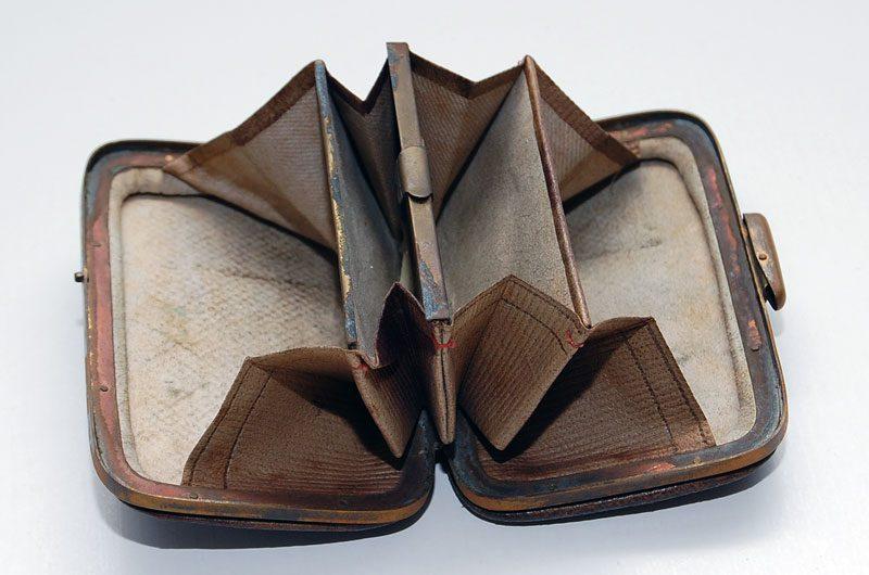 Monedero de Arturo Prat Chacon del Museo Marítimo Nacional www.identidadyfuturo.cl