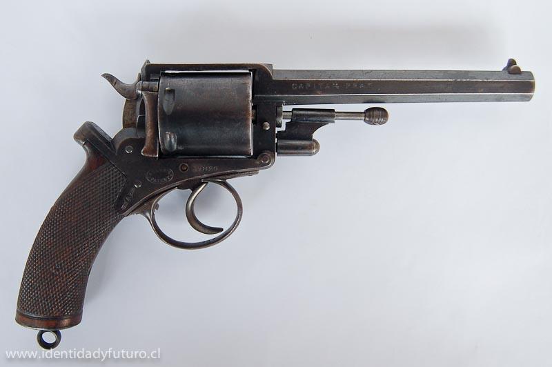 supuesto revolver de arturo prat chacon www.identidadyfuturo.cl