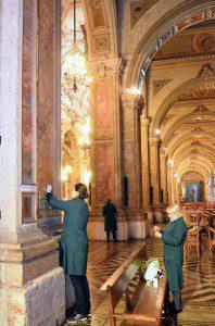 restauracion catedral