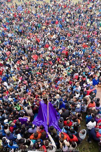 Fiesta del Nazareno de Caguach fotos de tito alarcon
