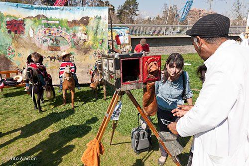 Fiesta Chile Lindo en Vitacura foto de tito alarcon