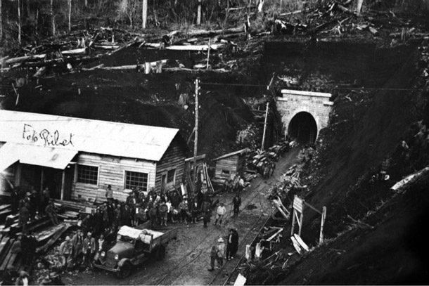 Tragedia del Tunel Las Raices Araucani http://identidadyfuturo.cl