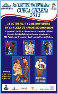 5º concurso nacional de cueca chilena en graneros
