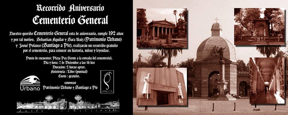recorrido patrimonial por el cementerio general
