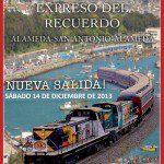 Tren Expreso del Recuerdo a San Antonio