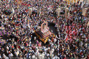 Procesión de la Fiesta de la Virgen de Andacollo