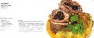 recetario ruta gastronomica del lago rapel
