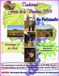 Fiesta Vendimia Portezuelo http://identidadyfuturo.cl