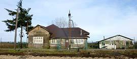 estacion de trenes de alerce puertomontt