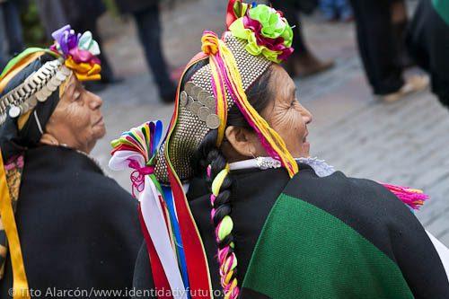 Winol Tripantu machi mapuche