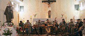 payadores y canto a lo poeta en Portezuelo