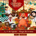 6ª Fiesta Costumbrista del Chancho Muerto en Talca