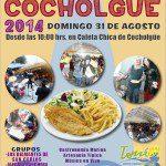 2º fiesta costumbrista del pescado frito en cocholgue
