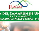 Fiesta del Camarón 2014 en Unihue, Hualqui