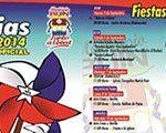 Programa Fiestas Patrias Buin 2014