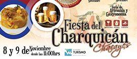 fiesta del charquicán en Chacayes 2014