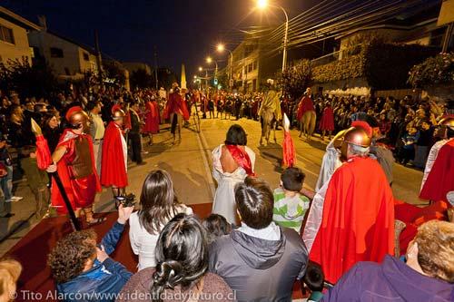 via crucis de cerro placeres 2015 identidadyfuturo.cl