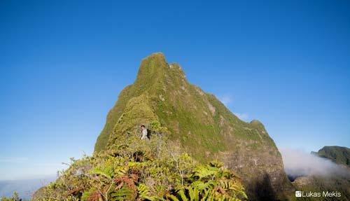 expedicion a cerro el yunque robinson crusoe foto de Lukas Mekis identidadyfuturo.cl