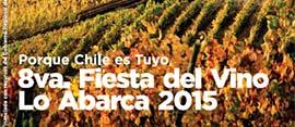 Fiesta del Vino en Lo Abarca