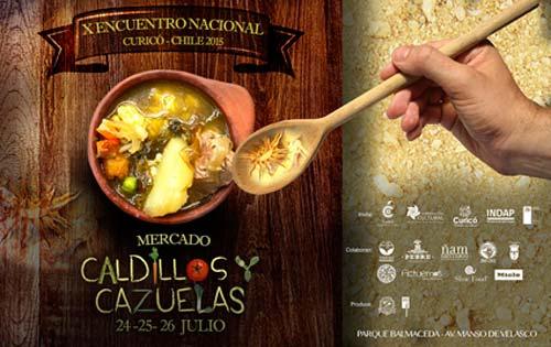 Mercado de Caldillos y Cazuelas 2015
