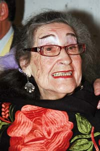 Margot-Loyola-retrato-tito-alarcon