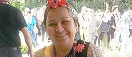 ana paillamil textilera mapuche