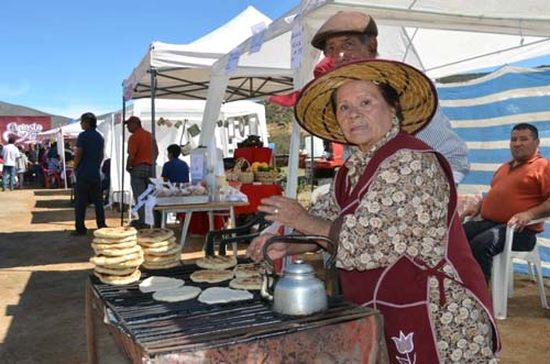 Fiesta de la Churrasca en Placilla, La Serena
