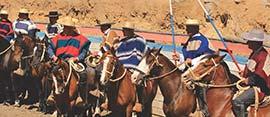 Fiestas Costumbristas durante Fiestas Patrias en la V Región