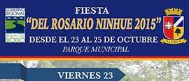 fiesta del rosario ninhue 2015