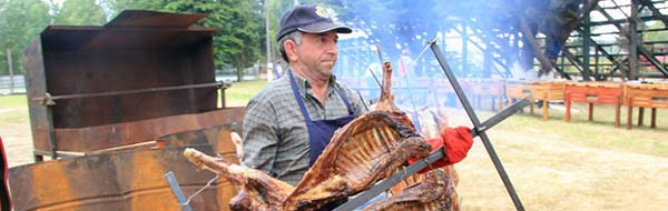 8ª Fiesta del Cordero de Paillaco