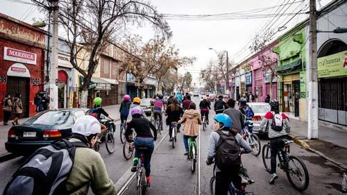 bicipaseo patrimonial barrio yungay