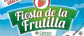 Fiesta Costumbrista de la Frutilla Cabrero