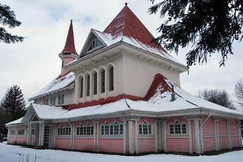 villa garcia en cunco es declarada zona tipica